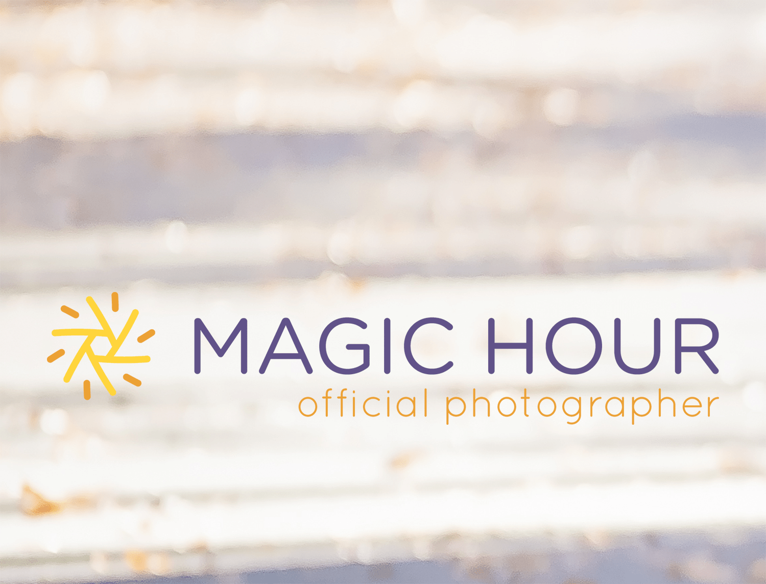 The Magic Hour Foundation Official Photographer