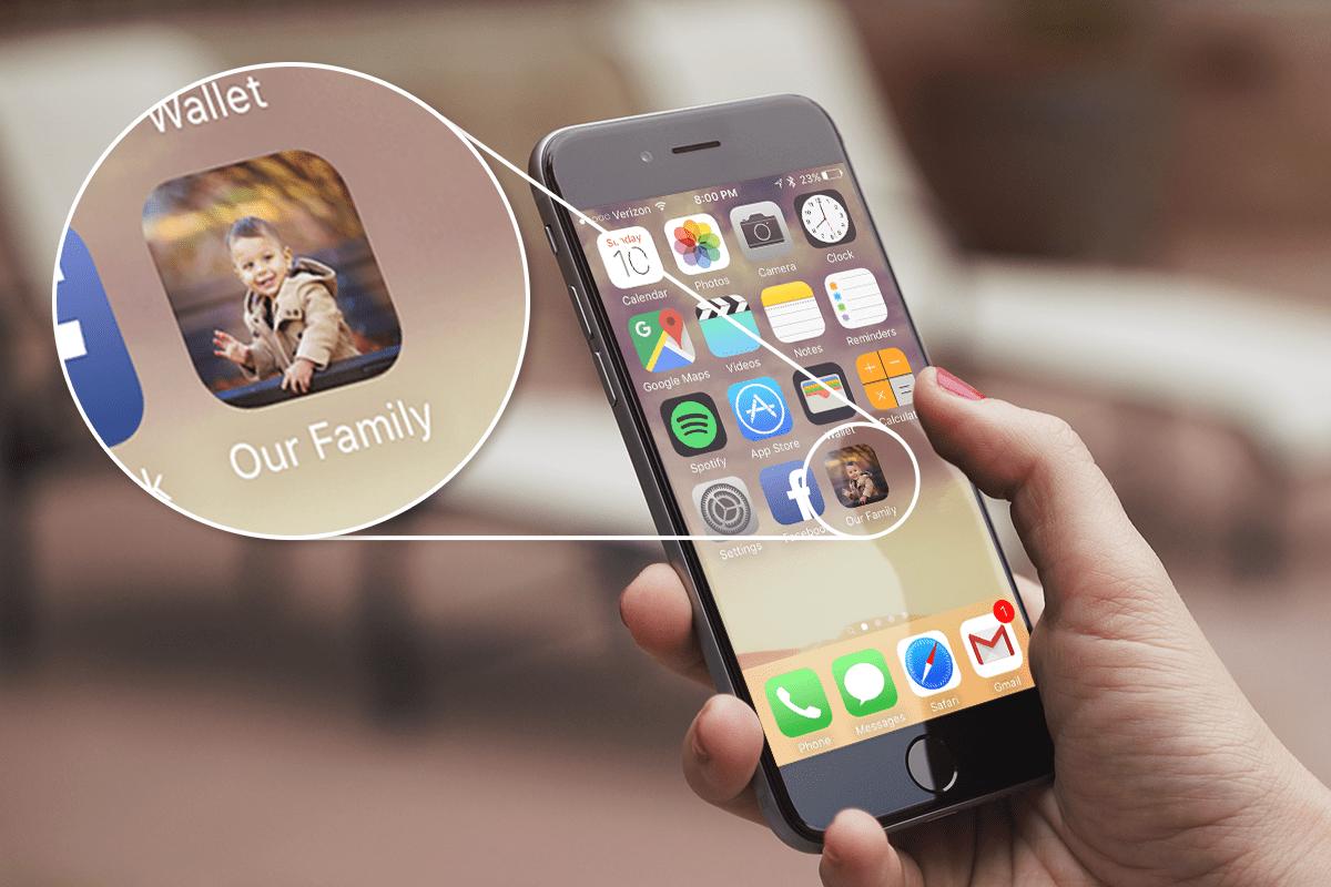 RMP Custom Phone App