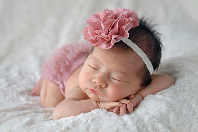 Hamilton, NJ Newborn Portraits