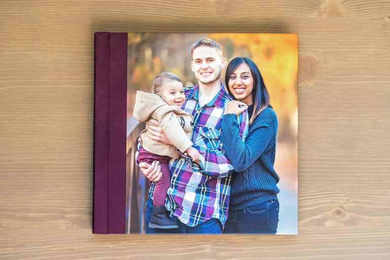 Family Portrait Album