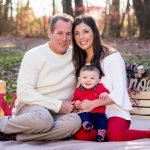 Holiday Family Portrait Photography