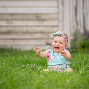 Hamilton, NJ Photographer Baby Plan Session