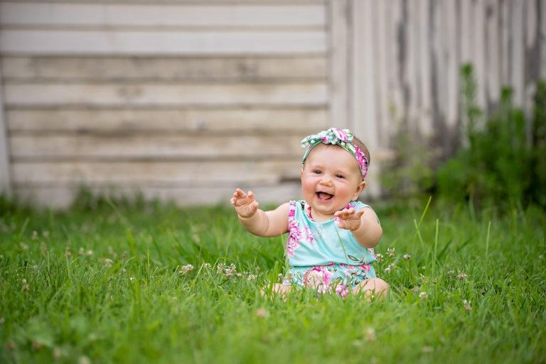 Hamilton, NJ Photographer Baby Plan Session