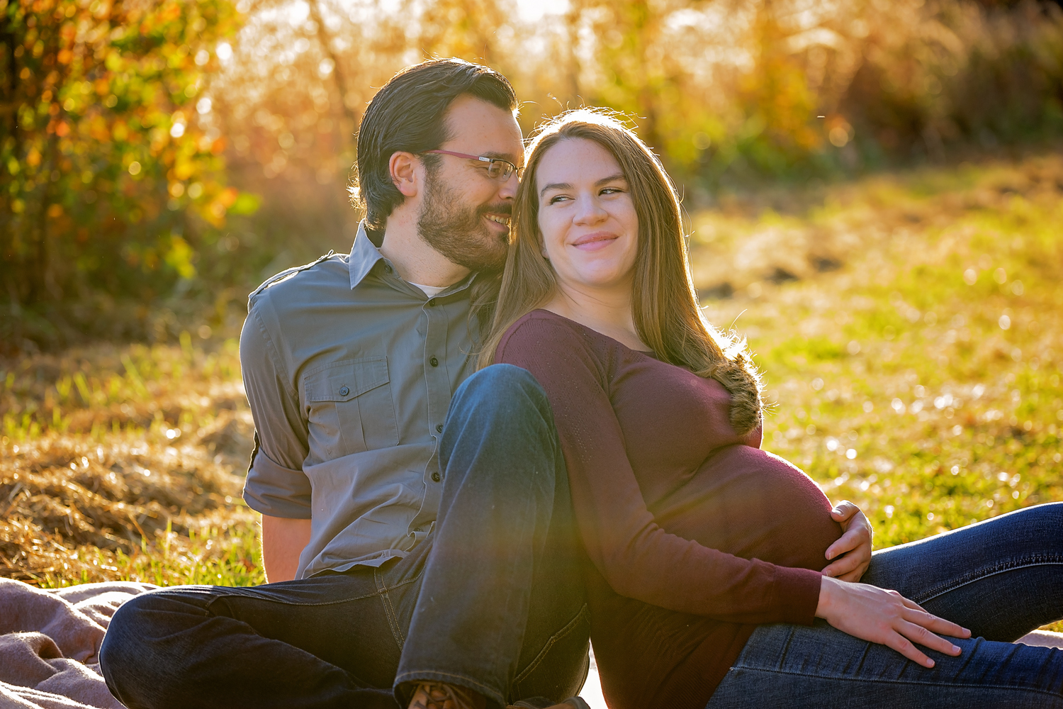 maternity portraits hamilton nj