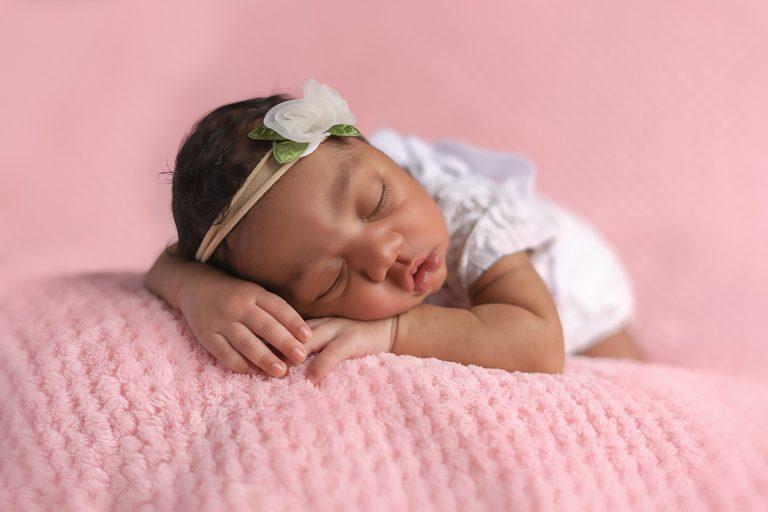 Why I Chose To Photograph Newborns