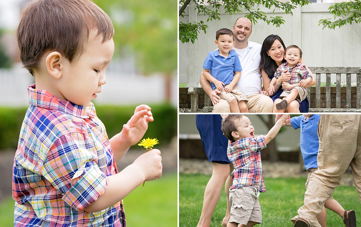 portrait session with kids 4