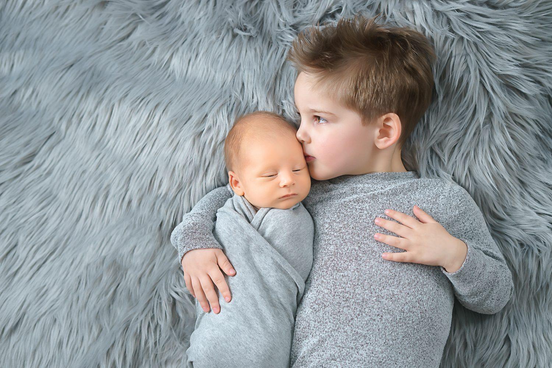 Boy newborn photos 5