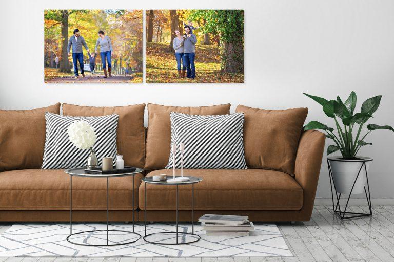 Family Portrait Wall Art